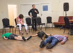 Simon Sez Comedy hypnotist